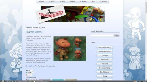 website example #2